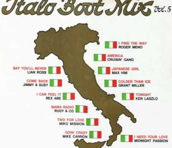 Various – Italo Boot Mix 5 – Side A